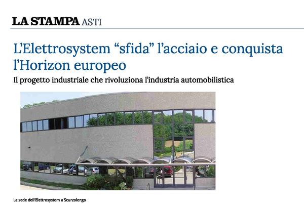 Notizia-su-La-Stampa_elettrosystem